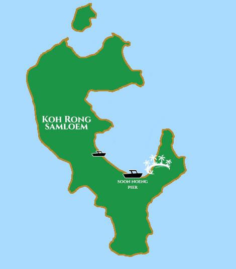 Soon Noer location in map