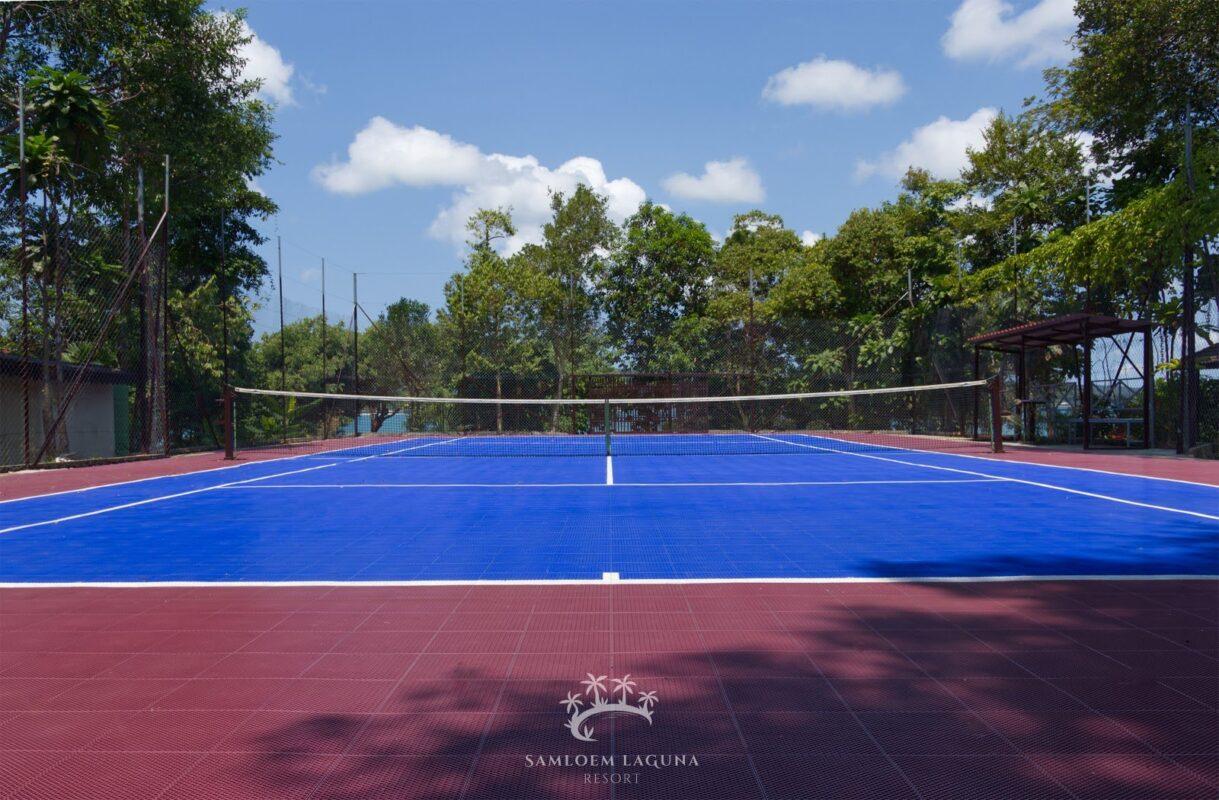 Laguna Tennis court