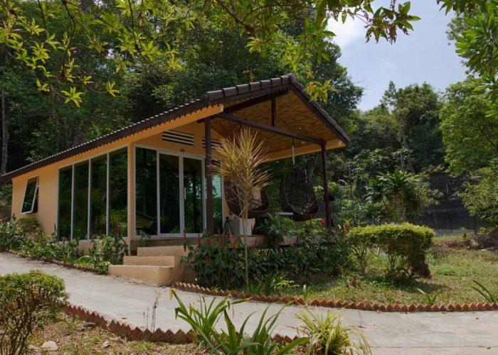 Villa Outside view